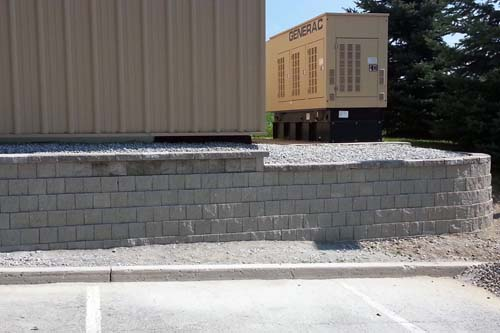 Retaining Wall Block Cleaner : Renovation home improvement contractor aurora newmarket richmond hill